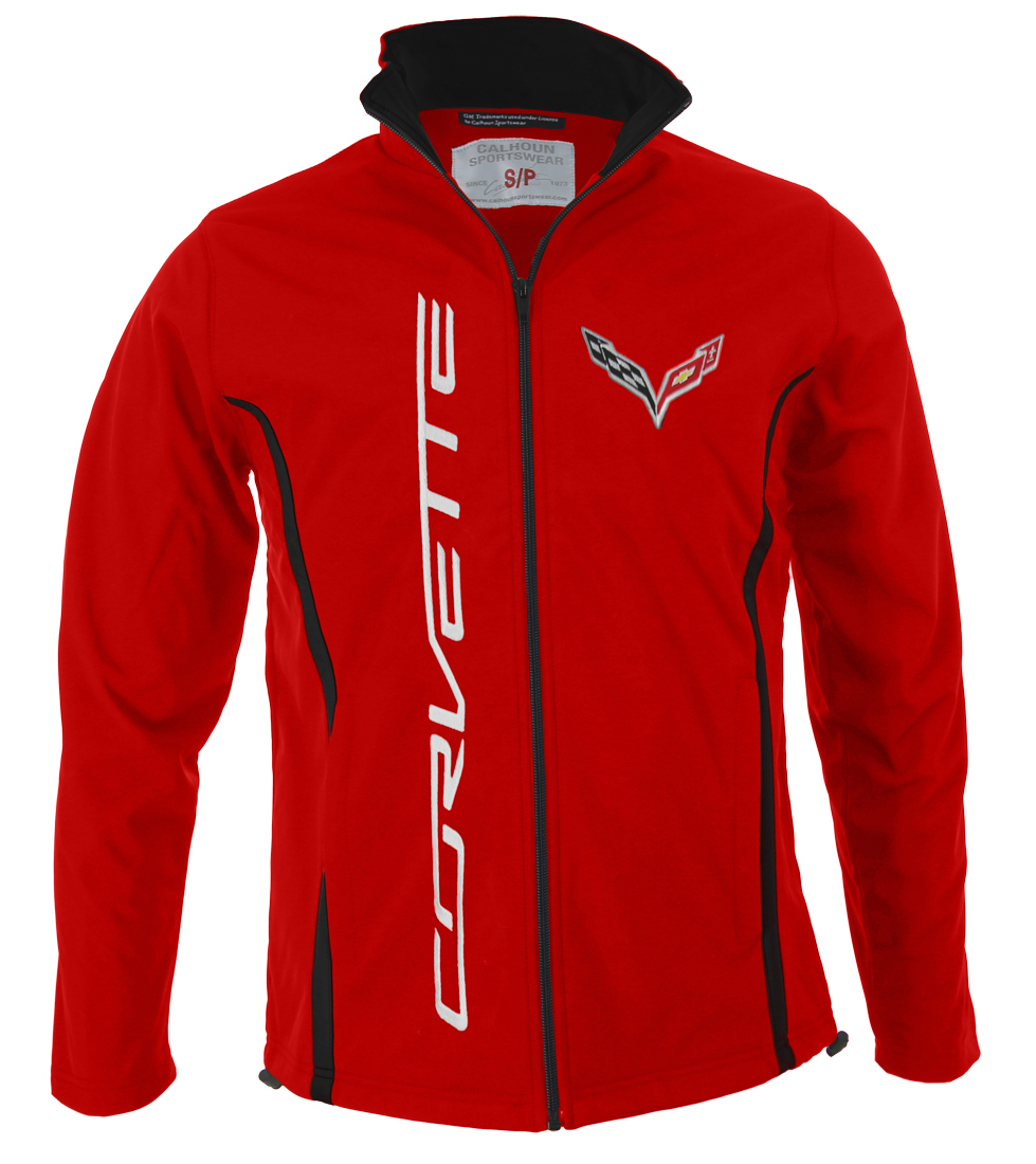 01ec6bafd ... Only)-ChevyMall Mall Chevy C7 Zo6 Jackets: C7 Corvette Logo Jacket  (size XL Only)-