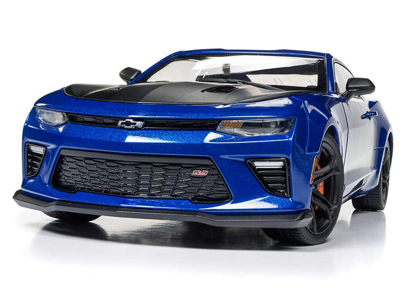 Camaro Ss 1le 1 18 50th Die Cast Chevymall