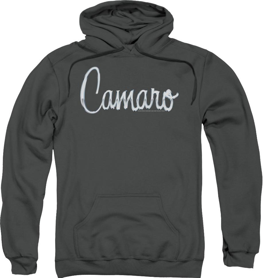 Camaro Hooded Sweatshirt Chevymall