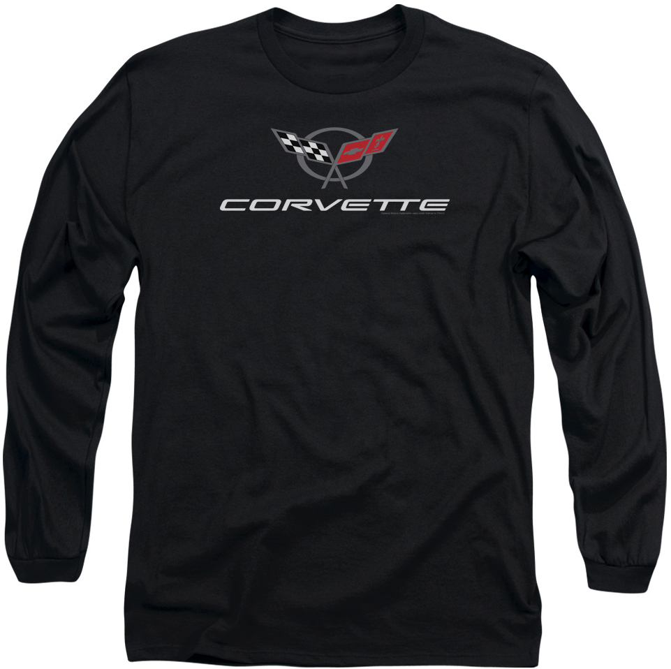C5 Corvette Long Sleeve T Shirt Chevymall