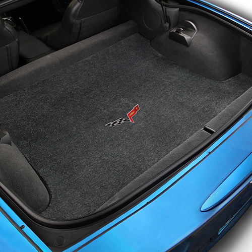 C6 Corvette Convertible 2005 2013 Ultimat Trunk Mat