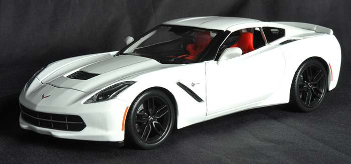 2014 C7 Corvette Stingray Z51 Die Cast Chevymall