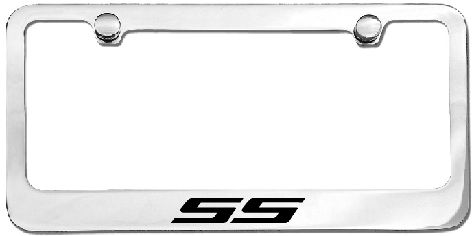Chevrolet SS License Plate Frame-ChevyMall