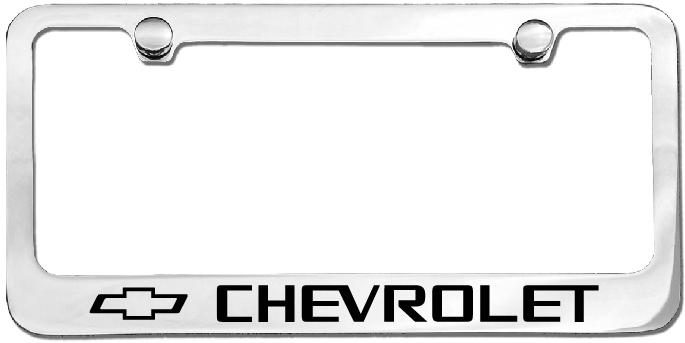 Chevrolet License Plate Frame-ChevyMall