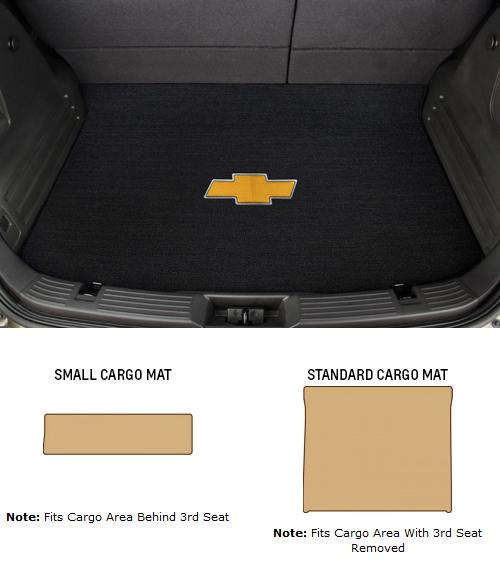 2007 - 2014 Tahoe EZ-Clean Cargo Mat-ChevyMall