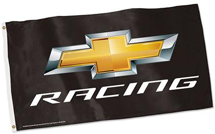 Chevrolet Racing Black Flag-ChevyMall