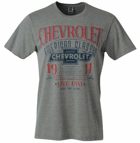 Chevrolet Prestige T-Shirt-ChevyMall