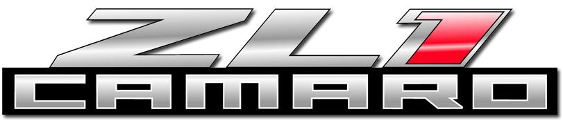 Camaro Zl1 Metal Sign Chevymall