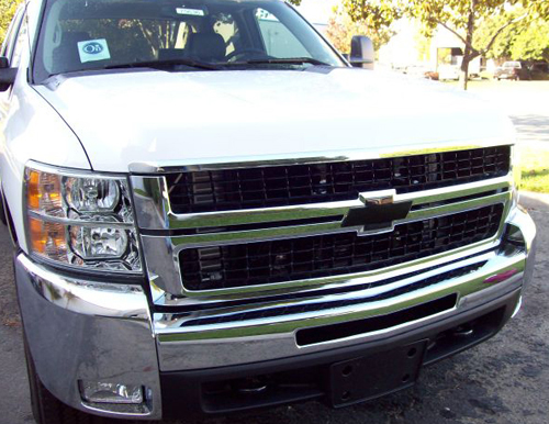 2007 - 2013 Silverado 1500 Full Front and/or Full Rear ...