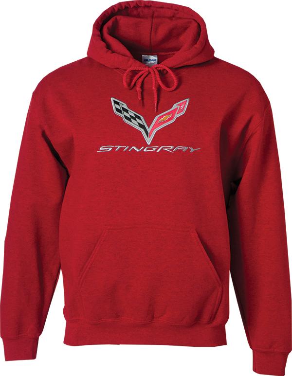 Corvette hoodie