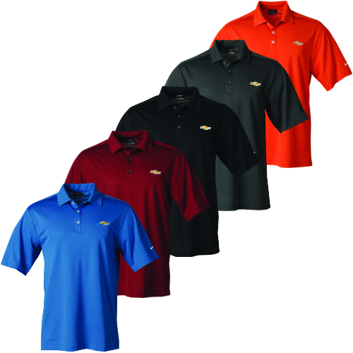 c85122063 Chevrolet Mens Nike Sport Dri-Fit Polo. Images/nc248_dt.jpg