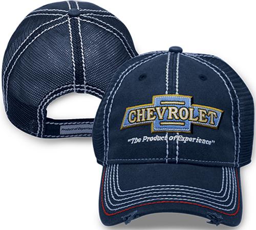 Chevrolet Vintage Navy Hat