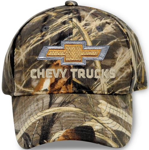 Chevrolet Trucks Hat | Chevrolet Trucks Cap-ChevyMall