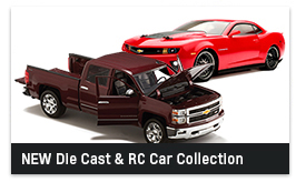 Die Cast and Remote Control Cars