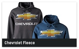 Chevrolet Jackets Fleece