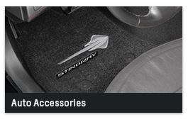 Chevy Auto Accessories