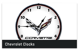 Light Up Clocks