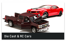 Die Cast & RC Cars