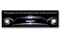 Bel Air Art Poster - Will people ever line the street...