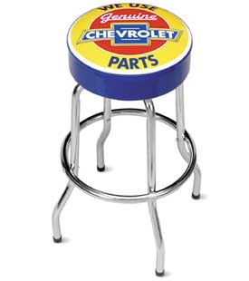 Direct Auto Mall >> Chevrolet Genuine Parts Stool-ChevyMall