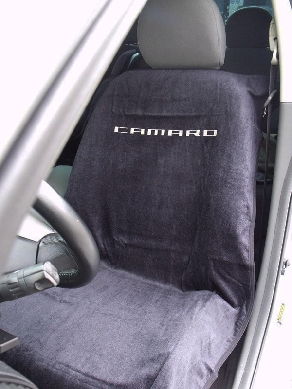camaro seat cover chevymall. Black Bedroom Furniture Sets. Home Design Ideas