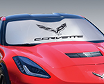 c7 corvette sunshade