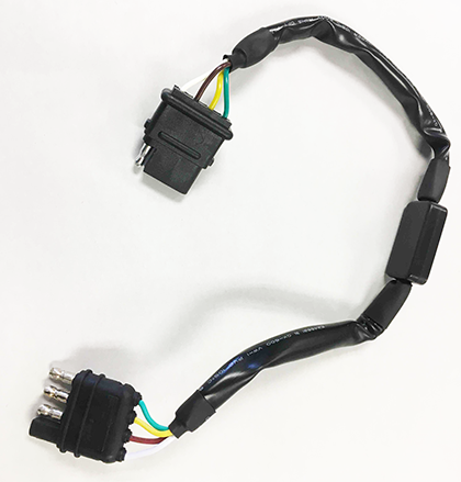 Brilliant 18 Wiring Harness Extender For Led Hitch Covers Chevymall Wiring Cloud Hisonuggs Outletorg