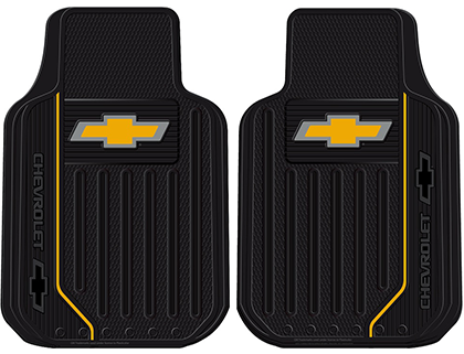 Chevrolet Universal Fit Floor Mats Chevymall