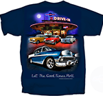 Chevrolet Drive In Good Times T-Shirt