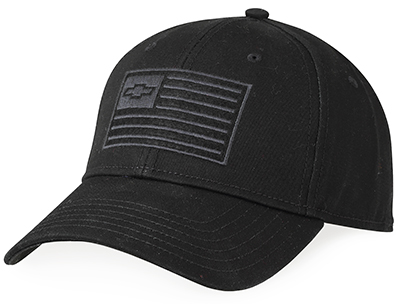 Chevy Trucks Flag Hat