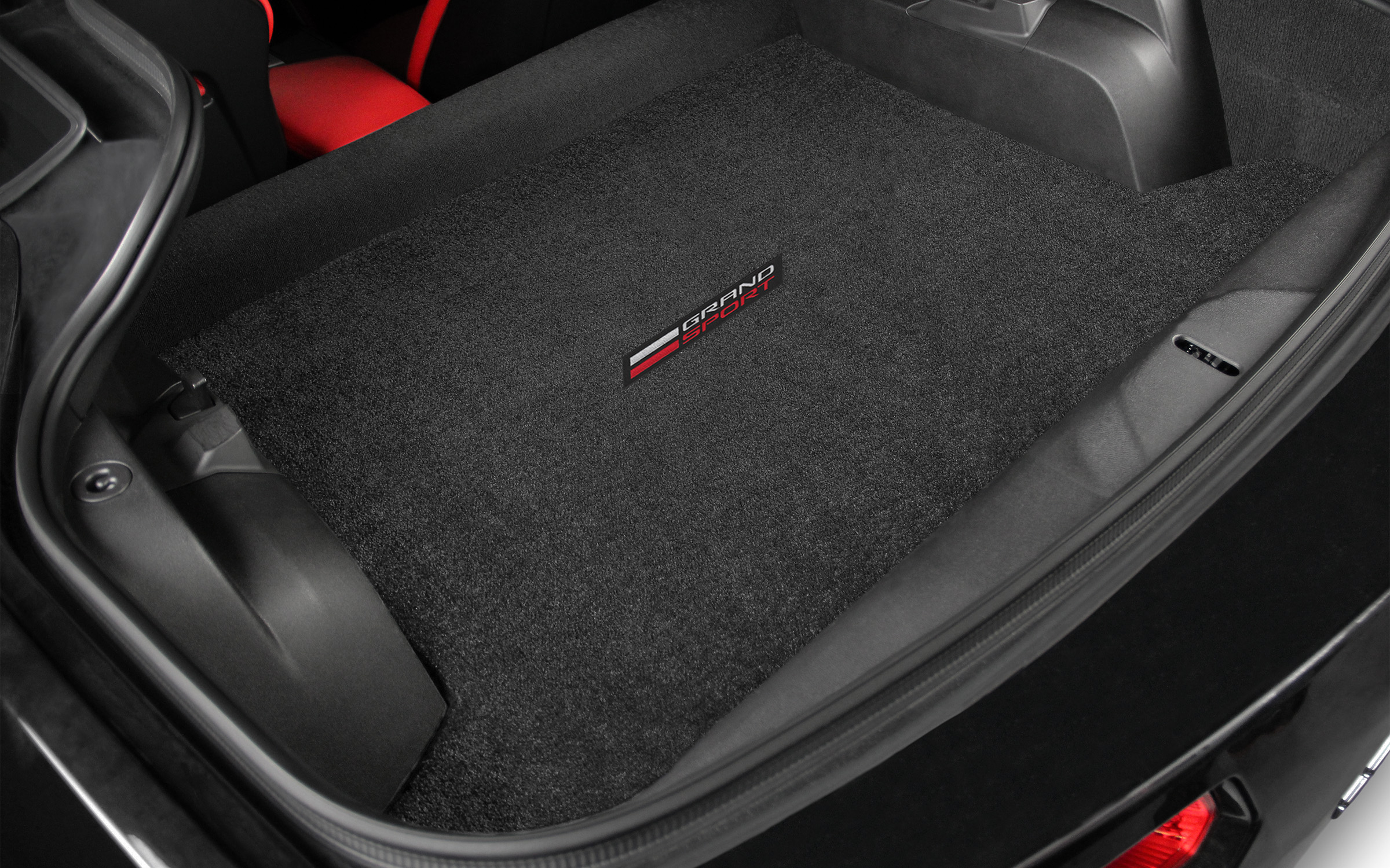 Corvette Grand Sport Cargo Mat Chevymall