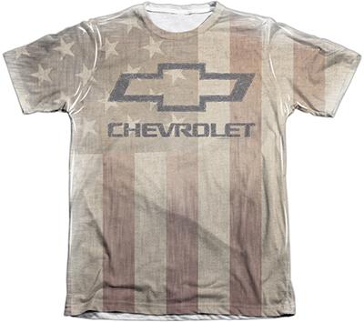 chevrolet american pride tshirt - American Pride T Shirt