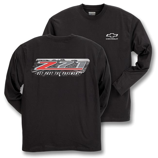 a8c89dd9 Chevy Z71 T-Shirt | Silverado Z71 T-Shirt | Colorado Z71 Tee-ChevyMall