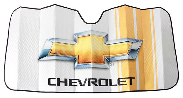 Chevy Cruze Seat Covers >> Chevrolet Accordion Sunshade-ChevyMall