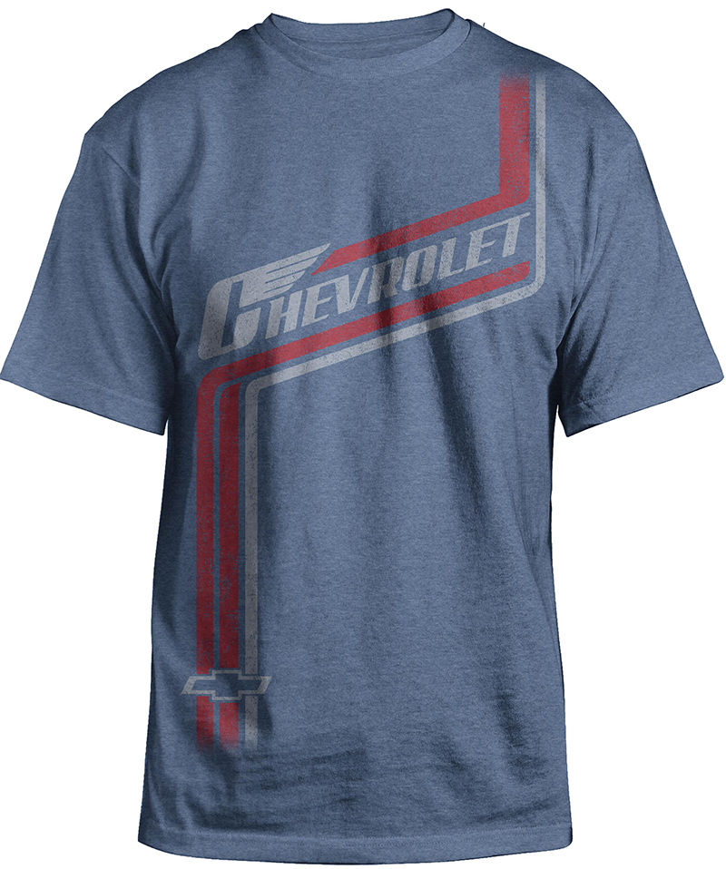 Chevrolet Racing Line T Shirt Sizes M 2x Amp 3x Only