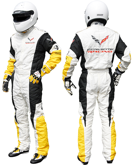 Race Car Jackets >> C7 Corvette Racing Suit - ChevyMall