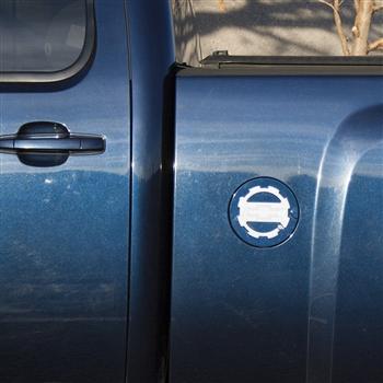 2014 2018 Silverado Bowtie Locking Fuel Door Choose