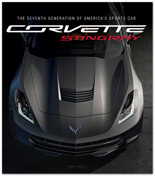Chevy T Shirts >> Corvette Stingray: The Seventh Generation of Americas ...