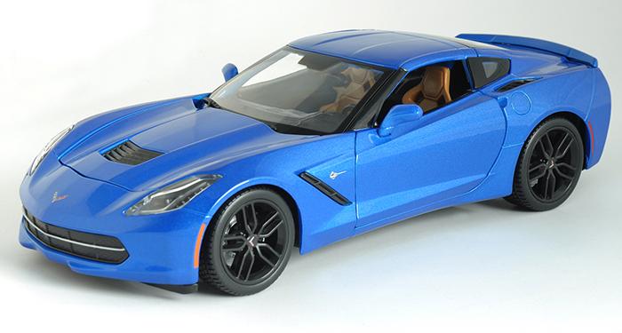 2014 C7 Corvette Stingray Z51 Die Cast-ChevyMall