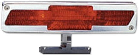 chevrolet bowtie pedestal 3rd brake light chevymall chevrolet bowtie pedestal 3rd brake light