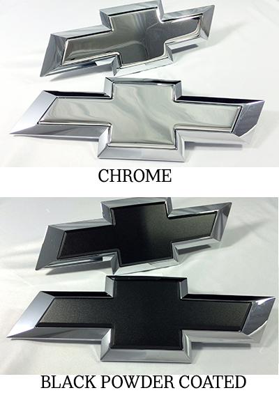 Everett Chevrolet Springdale >> 2014 2015 Silverado 1500 Insert Black Bowtie Emblem | Car Interior Design