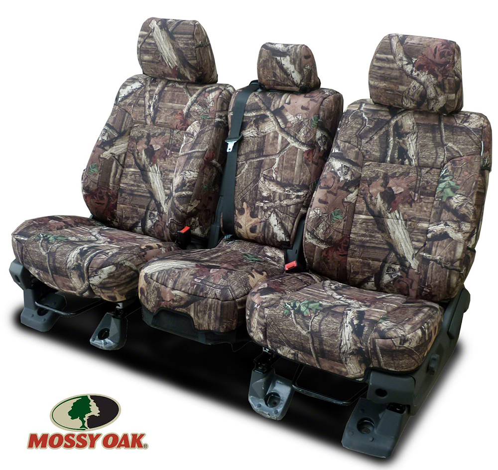 Mossy Oak Truck Seat Covers Chevy