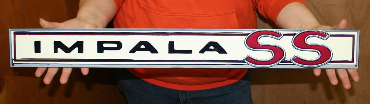 impala ss logo - photo #29