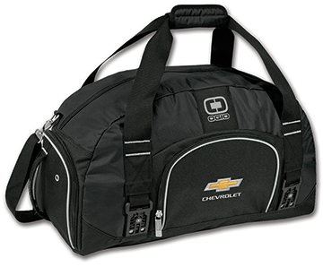 Chevrolet Big Dome Ogio Duffel Bag-ChevyMall