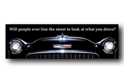 Bel Air Metal Sign - Will people ever line...