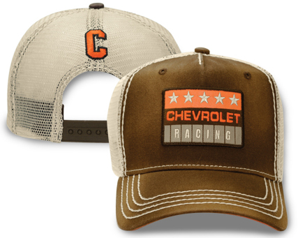 Complete Auto Racing School on Chevrolet Old School Racing Cap Chevy Mall