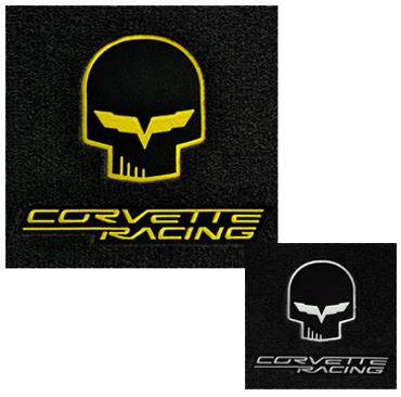 c6r corvette racing jake custom floor mats-chevymall