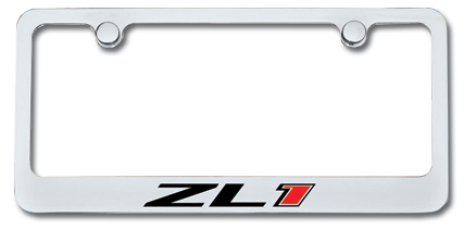 Camaro ZL1 License Plate Frame-ChevyMall