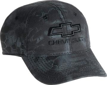 Chevrolet Tactical Camo Cap Chevrolet Tactical Camo Hat