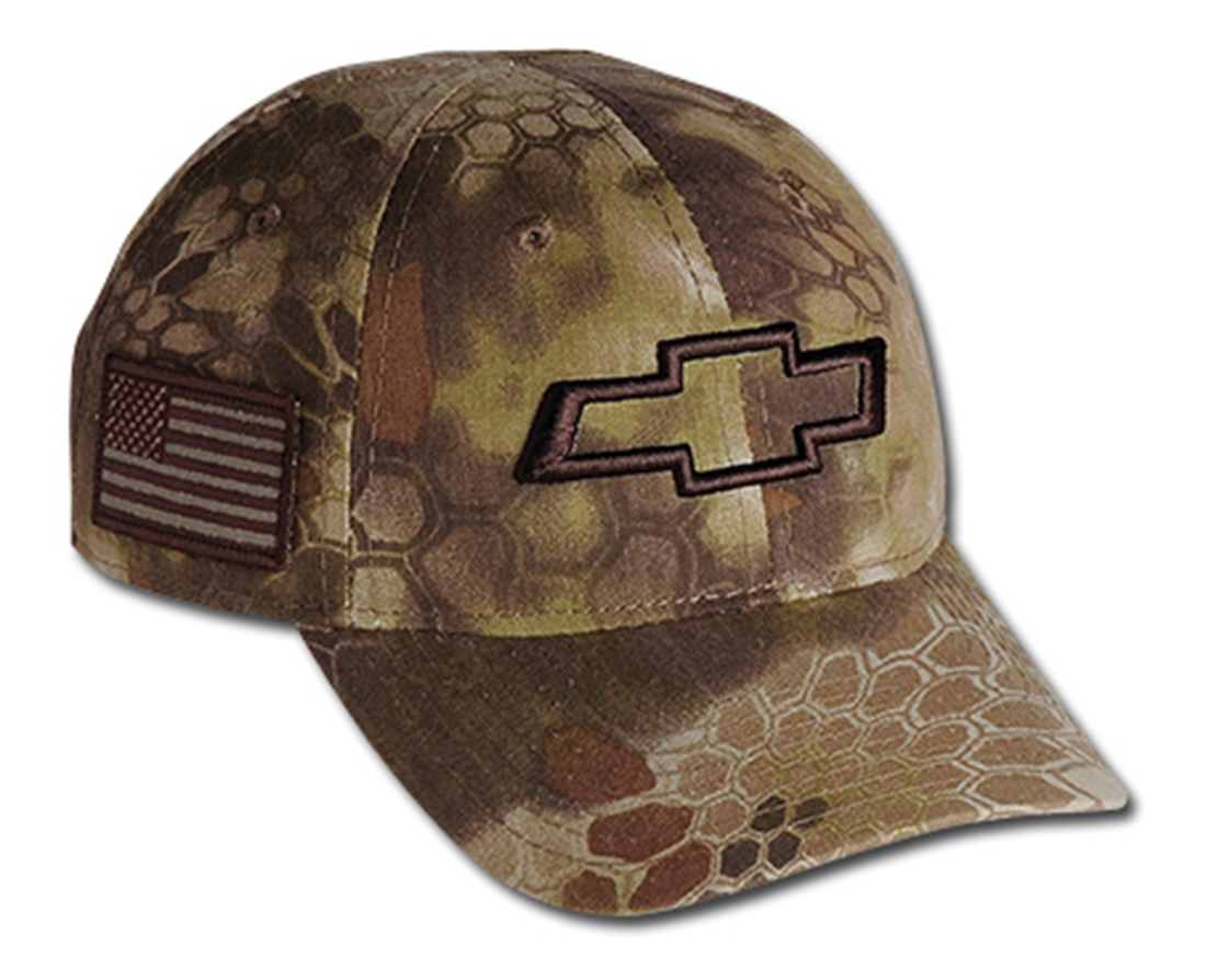 Chevrolet Tactical Camo Cap | Chevrolet Tactical Camo Hat ...